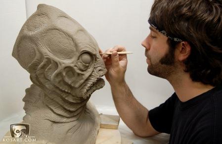 KOSART_DeepOne_ProstheticDemoHeadSculpt-1