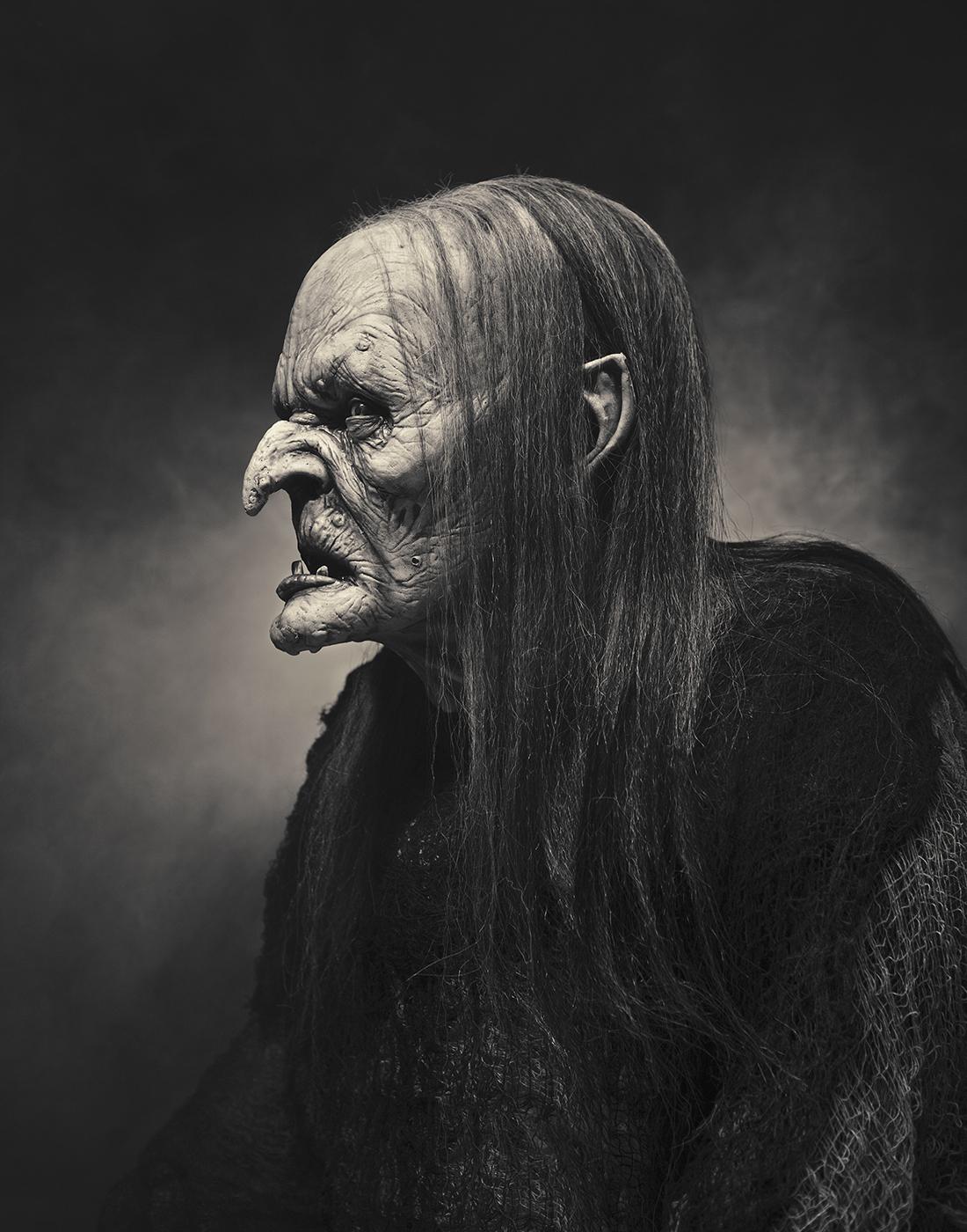 CRONE PORTRAIT — Joshua Hoffine Horror Blog